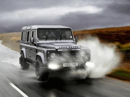 2012 Land Rover Defender 110 Twisted 1
