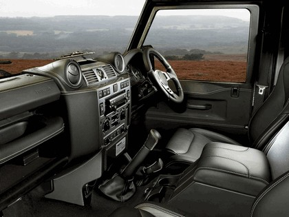 2012 Land Rover Defender 110 Twisted 7