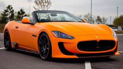 2012 Maserati GranTurismo Sovrano by DMC Design 5