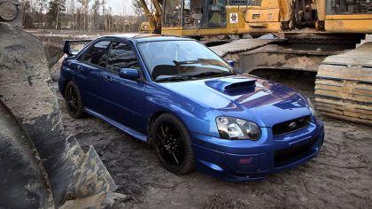 2006 Subaru Impreza WRX STi photography by Webb Bland 1