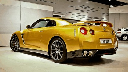 2012 Nissan GT-R ( R35 ) Bolt edition 3
