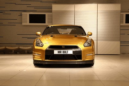 2012 Nissan GT-R ( R35 ) Bolt edition 4