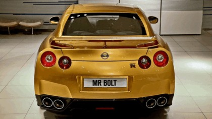 2012 Nissan GT-R ( R35 ) Bolt edition 11
