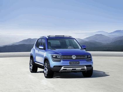 2012 Volkswagen Taigun concept 1