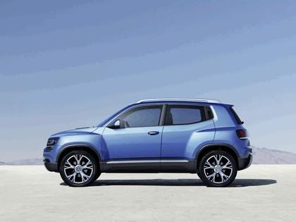 2012 Volkswagen Taigun concept 2