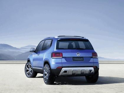 2012 Volkswagen Taigun concept 5