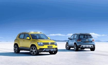 2012 Volkswagen Taigun concept 6