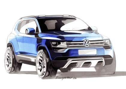 2012 Volkswagen Taigun concept 10