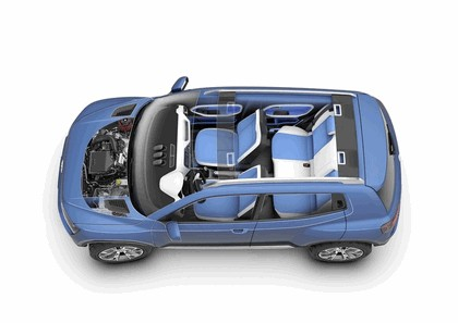 2012 Volkswagen Taigun concept 12