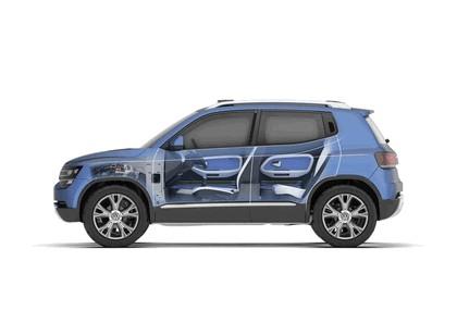 2012 Volkswagen Taigun concept 13
