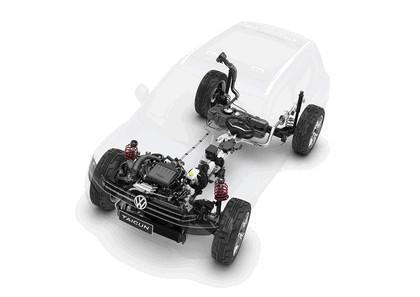 2012 Volkswagen Taigun concept 14
