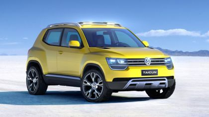 2012 Volkswagen Taigun concept 9