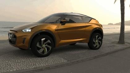 2012 Nissan Extrem concept 2