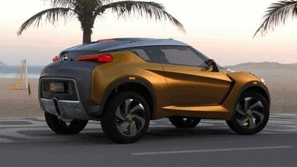 2012 Nissan Extrem concept 3