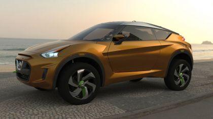 2012 Nissan Extrem concept 5