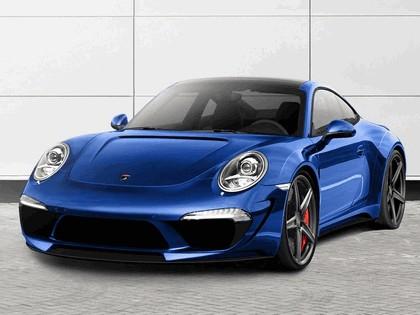 2013 Porsche 911 ( 991 ) Carrera 4 by TopCar 1