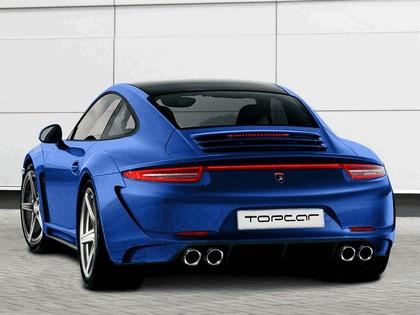 2013 Porsche 911 ( 991 ) Carrera 4 by TopCar 2