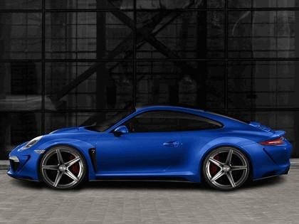 2013 Porsche 911 ( 991 ) Carrera 4 by TopCar 3
