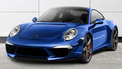 2013 Porsche 911 ( 991 ) Carrera 4 by TopCar 8