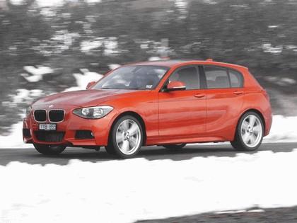 2012 BMW 125i ( F20 ) 5-door M Sports Package - Australian version 6