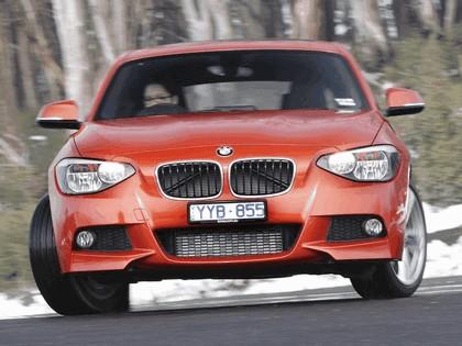 2012 BMW 125i ( F20 ) 5-door M Sports Package - Australian version 7