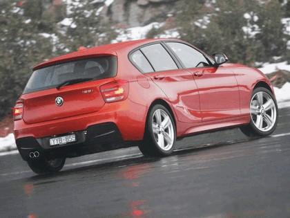 2012 BMW 125i ( F20 ) 5-door M Sports Package - Australian version 10