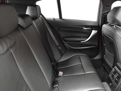2012 BMW 125i ( F20 ) 5-door M Sports Package - Australian version 12