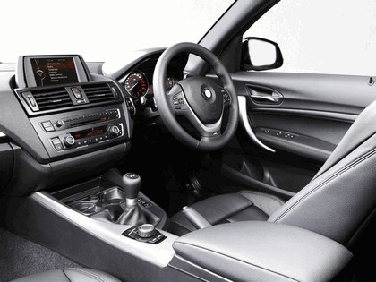 2012 BMW 125i ( F20 ) 5-door M Sports Package - Australian version 14