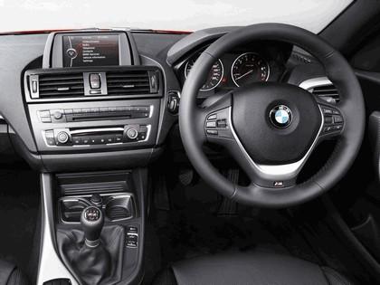 2012 BMW 125i ( F20 ) 5-door M Sports Package - Australian version 15