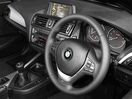 2012 BMW 125i ( F20 ) 5-door M Sports Package - Australian version 16