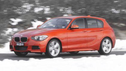 2012 BMW 125i ( F20 ) 5-door M Sports Package - Australian version 4