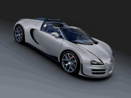 2012 Bugatti Veyron 16.4 Grand Sport Vitesse Rafale special edition 2
