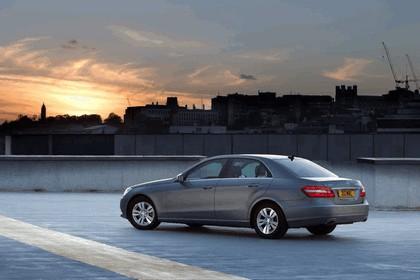 2012 Mercedes-Benz E300 Hybrid saloon 7