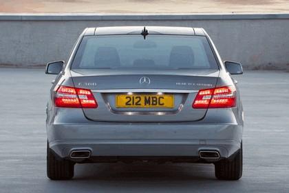 2012 Mercedes-Benz E300 Hybrid saloon 8