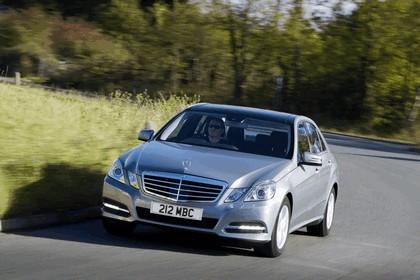 2012 Mercedes-Benz E300 Hybrid saloon 10