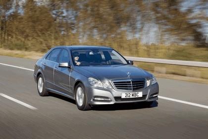 2012 Mercedes-Benz E300 Hybrid saloon 12