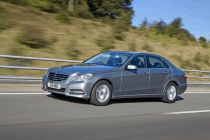 2012 Mercedes-Benz E300 Hybrid saloon 14