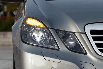 2012 Mercedes-Benz E300 Hybrid saloon 21