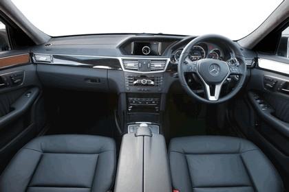2012 Mercedes-Benz E300 Hybrid saloon 33
