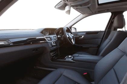 2012 Mercedes-Benz E300 Hybrid saloon 34