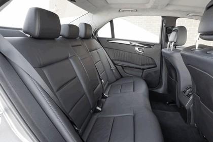 2012 Mercedes-Benz E300 Hybrid saloon 35