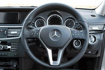 2012 Mercedes-Benz E300 Hybrid saloon 36