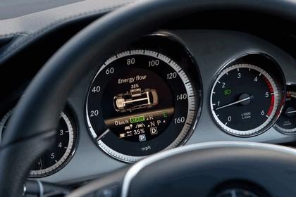 2012 Mercedes-Benz E300 Hybrid saloon 38