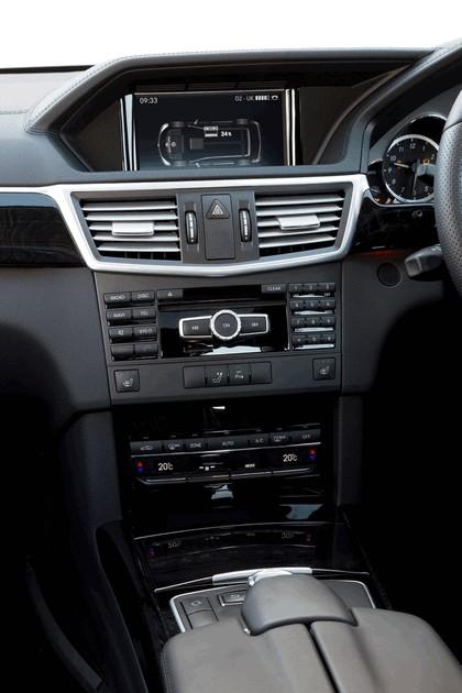 2012 Mercedes-Benz E300 Hybrid saloon 42