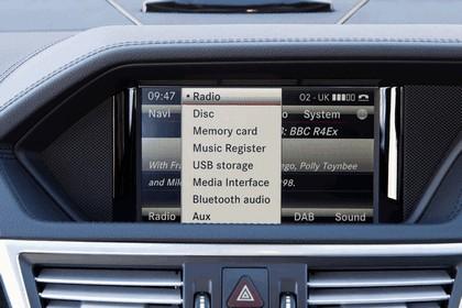 2012 Mercedes-Benz E300 Hybrid saloon 45