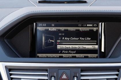 2012 Mercedes-Benz E300 Hybrid saloon 46