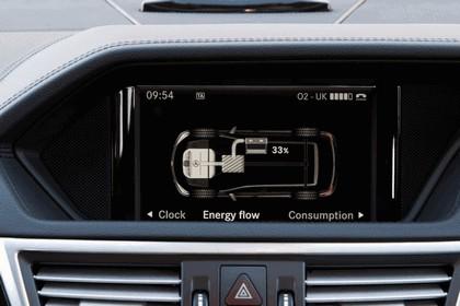 2012 Mercedes-Benz E300 Hybrid saloon 47