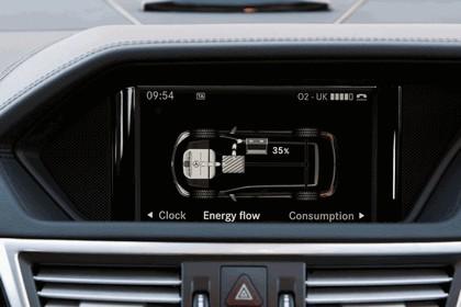 2012 Mercedes-Benz E300 Hybrid saloon 48