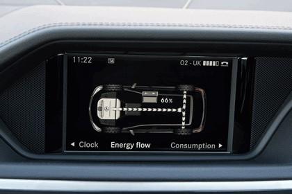 2012 Mercedes-Benz E300 Hybrid saloon 49