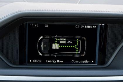 2012 Mercedes-Benz E300 Hybrid saloon 50